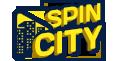 spincity logo